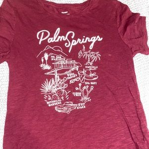 Palm Springs Old Navy Tshirt